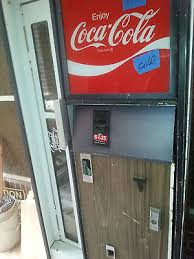 Coke Bottle Vending Machine Gorgeous CAVALIER COKE COCA Cola Soda Bottle Vending Machine Coin Op