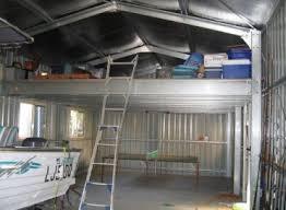 internal shed with mezzanine floor agri office mezzanine floor
