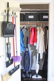how to organize the entryway closet in 30 minutes or less ask anna within entryway closet