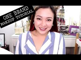 makeup na pang office maybelline one brand makeup tutorial
