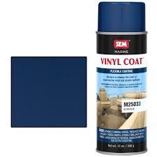 Sem M25033 Ultra Blue Marine Vinyl Paint