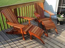 outdoor wooden chairs with arms. Outdoor Deck Wooden Chairs With Footstools : Different Types Of Chair Arms E
