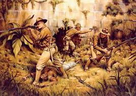 spanish american war battle of fort riviere american military  spanish american war battle of fort riviere