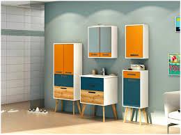 Handtuch Schrank Bad Elegant Bambus Badezimmer Regal Wohnideen Und