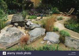 Small Picture Feng Shui garden Design Pamela Woods Rock and gravel garden with