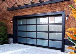 garage aaron overhead door insulated glass garage doors wonderful glass garage doors design