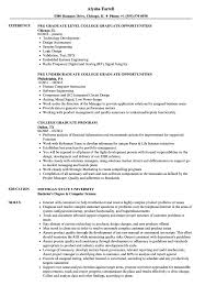 Resumes For College Graduates 20784 Communityunionism