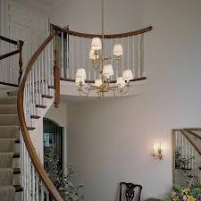 two story foyer chandelier height trgn e116f32521