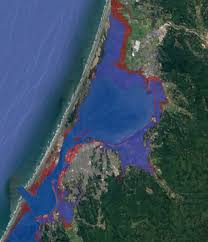 Humboldt Bay Region At Risk From Sea Level Rise Nec