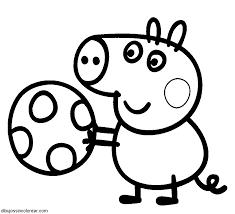 111 Dessins De Coloriage Peppa Pig Imprimer Sur Laguerche Com
