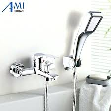 shower head for bathtub faucet s portable shower head for square bathtub faucet