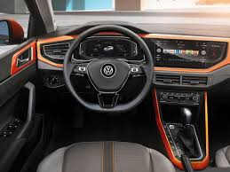 2018 volkswagen new models. wonderful models new 2018 volkswagen polo india images interior dashboard throughout models i