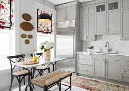 Transitional Kitchen Designs Fascinating Chicago Victorian Cottage Transitional Kitchen Chicago By R