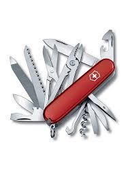 <b>Нож перочинный</b> Handyman, 91 мм, 24 функции. Victorinox ...