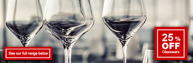 glassware from ascot whole is second to none due to our extensive ranges from the leading glassware manufacturers such as arcoroc artis