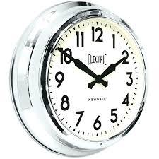 large kitchen clocks electric clock chrome next extra wall uk large kitchen clocks