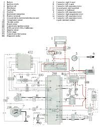 volvo 740 1989 wiring diagrams ez 116k ignition system b230f