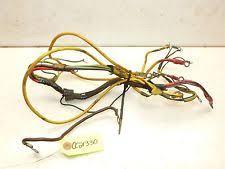 cub cadet wiring harness ebay Cub Cadet Wiring Harness cub cadet ih original tractor wiring harness cub cadet wiring harness diagram