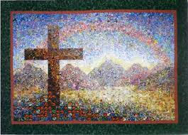 225 best Christian quilts images on Pinterest | Church ideas, Nun ... & Cathy Geier's online quilt gallery and store featuring a wide selection of  landscape quilting fabric, watercolor landscape quilts,landscape quilts, ... Adamdwight.com