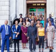 London Library Backs Jacaranda Project Celebrating Black