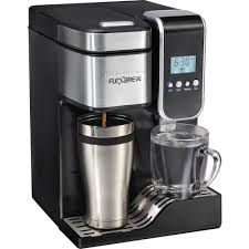 Coffee Maker K Cup And Pot Hamilton Beach Flexbrew Programmable Single Serve Coffee Maker