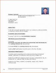 Resume Best Of Resume Templates Word 2003 Resume Templates Word