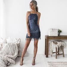 Articat Spaghetti Strap <b>Sexy</b> Club <b>Backless</b> Bodycon <b>Dress</b> Women ...