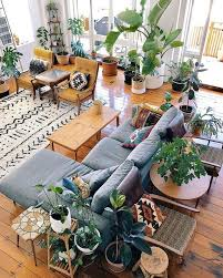 urban <b>jungle</b> deco <b>living</b> room | <b>Home</b> İnspo | Natural <b>home</b> decor ...