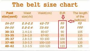 Karate Belt Size Chart Cm New Gold Silver Buckle Words Belt With Box Steel Cowboy Genuine Leather Strap Colors Belts For Men 157 Online Stores Karate Belts From Huihuihui2