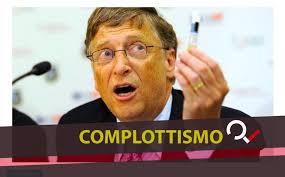 Bill e Melinda Gates vogliono ridurre la popolazione ...