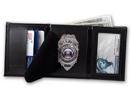 Tri Fold Window Perfect Fit Trifold Wallet W Single Id Window Copgear