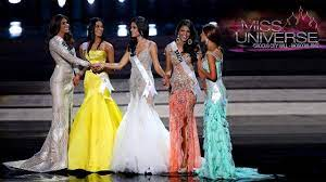 Miss Universe 2013 - TOP 5 - YouTube