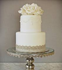 Nice Tiered Wedding Cakes 1000 Ideas About 2 Tier Wedding Cakes On