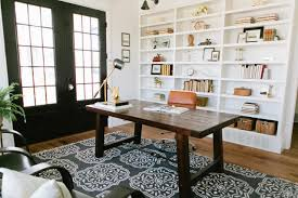 french doors for home office. Home Office With Updated Farmhouse Style French Doors For I
