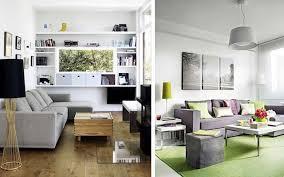 Decoración En Blanco Ideas Para Acertar  BlogDecoracionesDecorar Salon Con Fotos