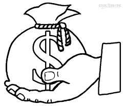 850 x 765 jpeg 148 кб. Money Coloring Page Coloring Home