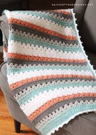 Afghan Crochet Patterns Cool Crochet Blanket Pattern A Quick Simple Pattern Daisy Cottage
