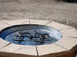 gas fire pit ideas build a gas fire pit gas fire pit designs gas fire pit