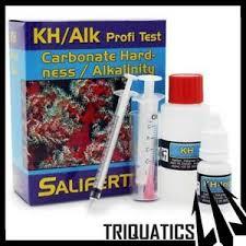 Details About Salifert Carbonate Hardness Alkalinity Test Kit