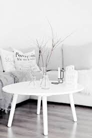 round coffee table white wood living room interior design ideas