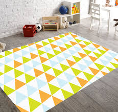 orange and blue nursery rugs for kids rooms nursery rug boys nursery decor nursery floor rug
