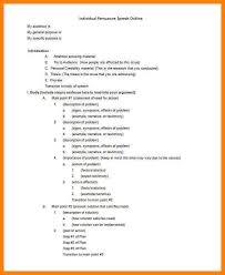outline persuasive essay address example outline persuasive essay individual persuasive speech outline template jpg