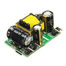 Buy 5pcs <b>Vertical ACDC220V to 5V</b> 400mA 2W Switching Power ...
