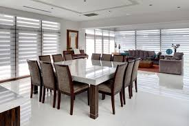 big dining tables in fascinating 7 impressive large round kitchen table decor 11