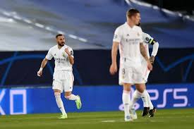 Sergio ramos' historic night ends in misery with two penalty according to the sun, premier league giants arsenal and chelsea are keeping tabs on borussia. Real Madrid 2 0 Borussia Monchengladbach 5 Hits And Flops As Both Sides Book Knockout Places Uefa Champions League 2020 21