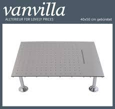 Duschkopf Vanvilla 40cm X 50cm Gebürstet 114050w B