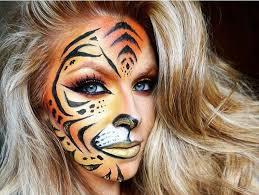 cute tiger makeup best ideas for makeup