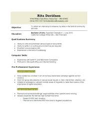 Resumes For High School Students Unique Resume For High School Student With No Experience Canreklonecco