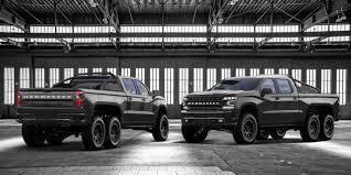 2019 Chevy Silverado Goliath 6x6 by Hennessey: Is It Worth $375,000 ...