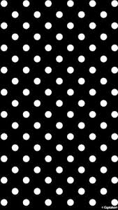 black and white polka dot wallpaper.  Polka Black And White Polka Dot Intended And White Polka Dot Wallpaper L